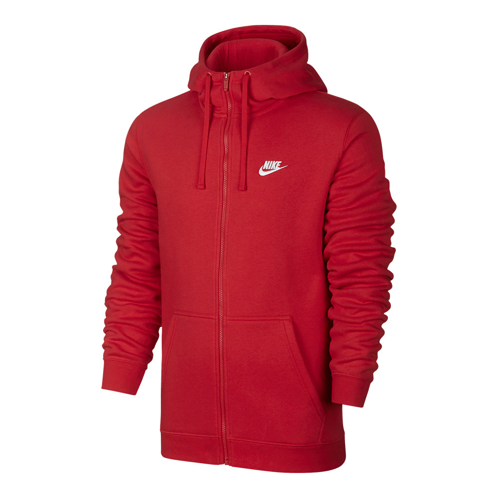Men s Nike Sportswear Hoodie - University Red - Mr. Alan s 5b73564f9