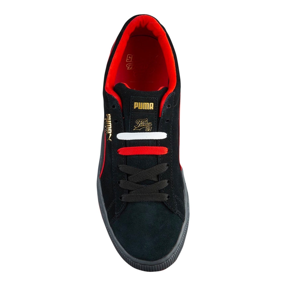 Men s Puma FUBU Suede Classic Shoe - Black - Mr. Alan s be9271c55