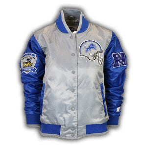 Detroit Lions Womens Thanksgiving Jacket