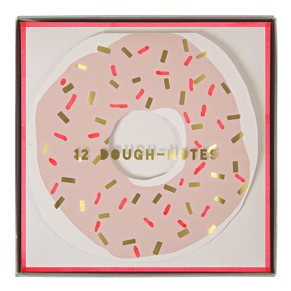 Dough-Notes Cards Set (12 pack)