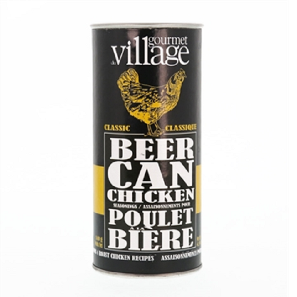 Beer Can Chicken Seasoning from Gourmet du Village