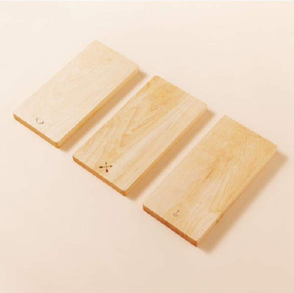 cutting board from swaine street woodworking