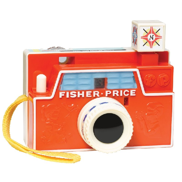 Fisher Price Disc Camera