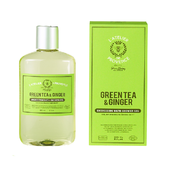 Atelier De Provence Green Tea Bath Gel