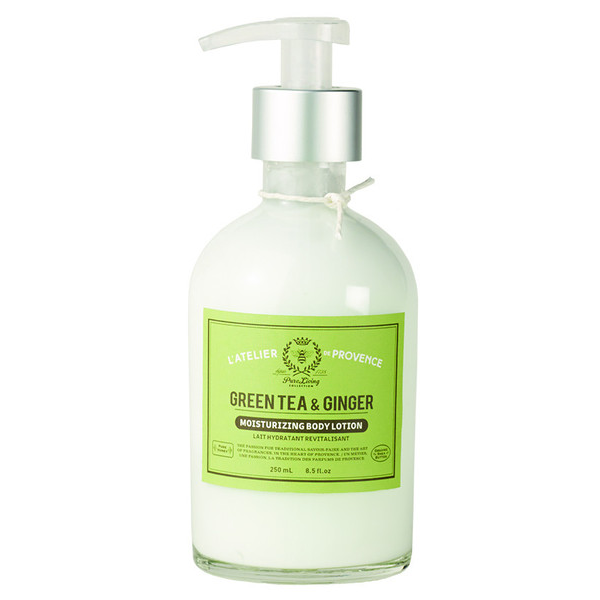 Atalier De Province Green Tea & Ginger Body Lotion