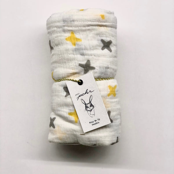 Wrap Me Up Swaddle Blanket