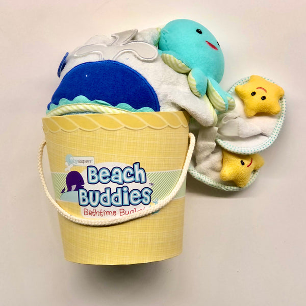 Beach Buddies Bath Time Bucket