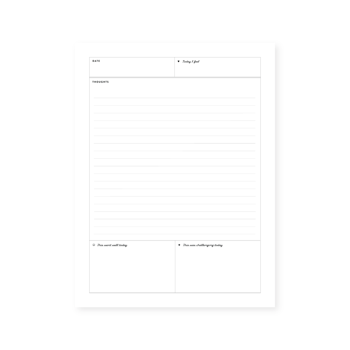 Emily Ley Simplified Journal