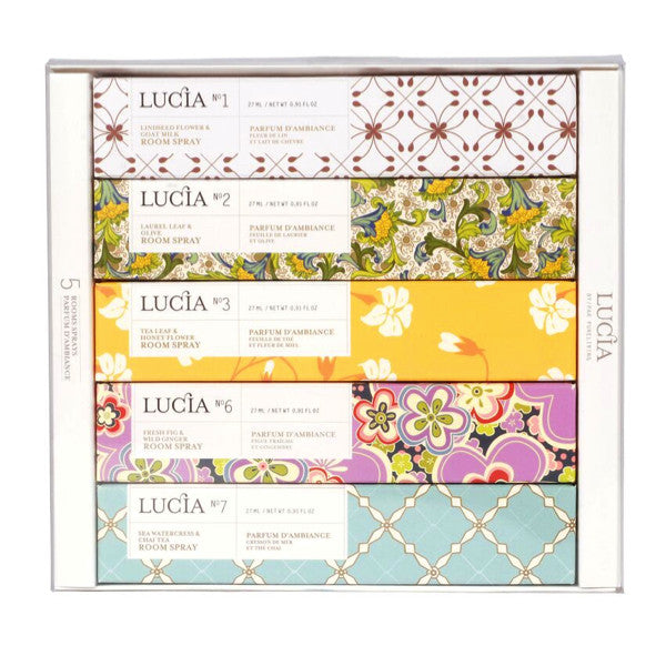 Lucia Assorted Room Spray