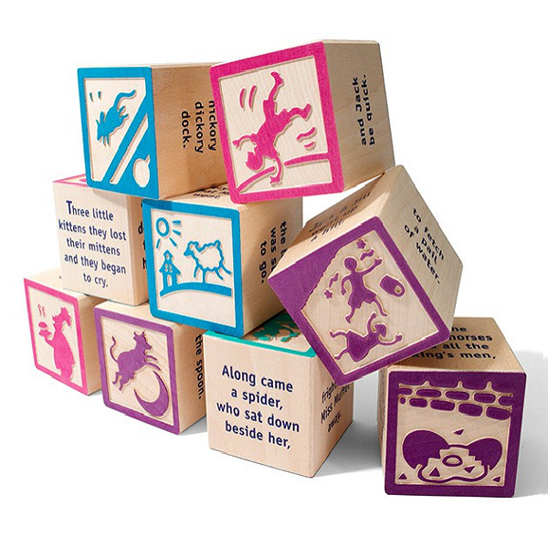 Uncle Goose - Nursery Blocks