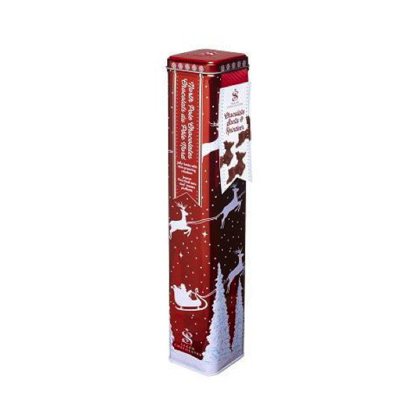 North Pole Tin Chocolates
