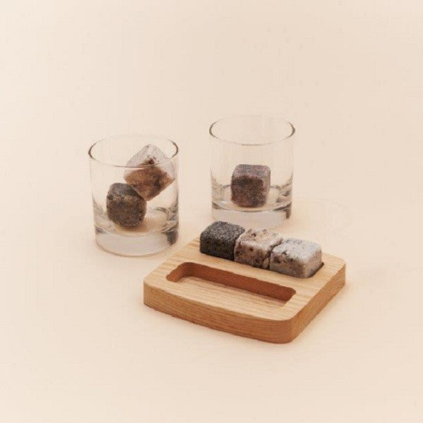 On the Rocks Whiskey Stones