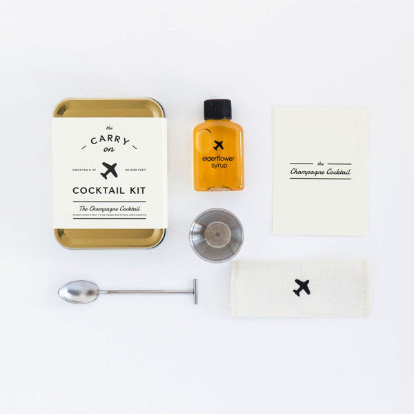 Champagne Cocktail Kit