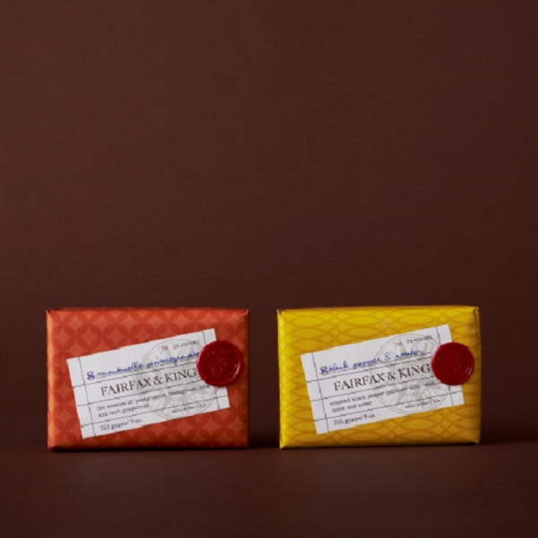 Fairfax & King Bar Soap