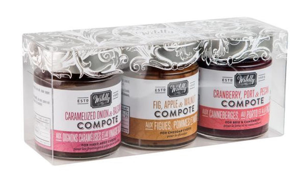 Wildly Delicious Compote Sets
