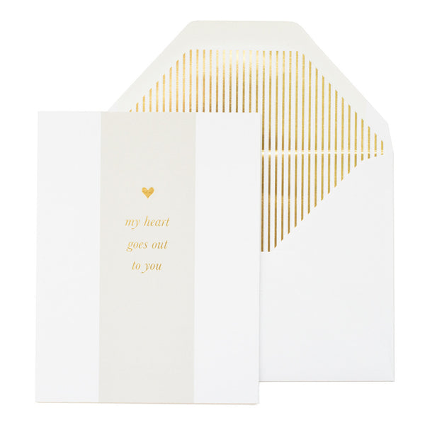 Loss and Condolences from Sugar Paper Cards