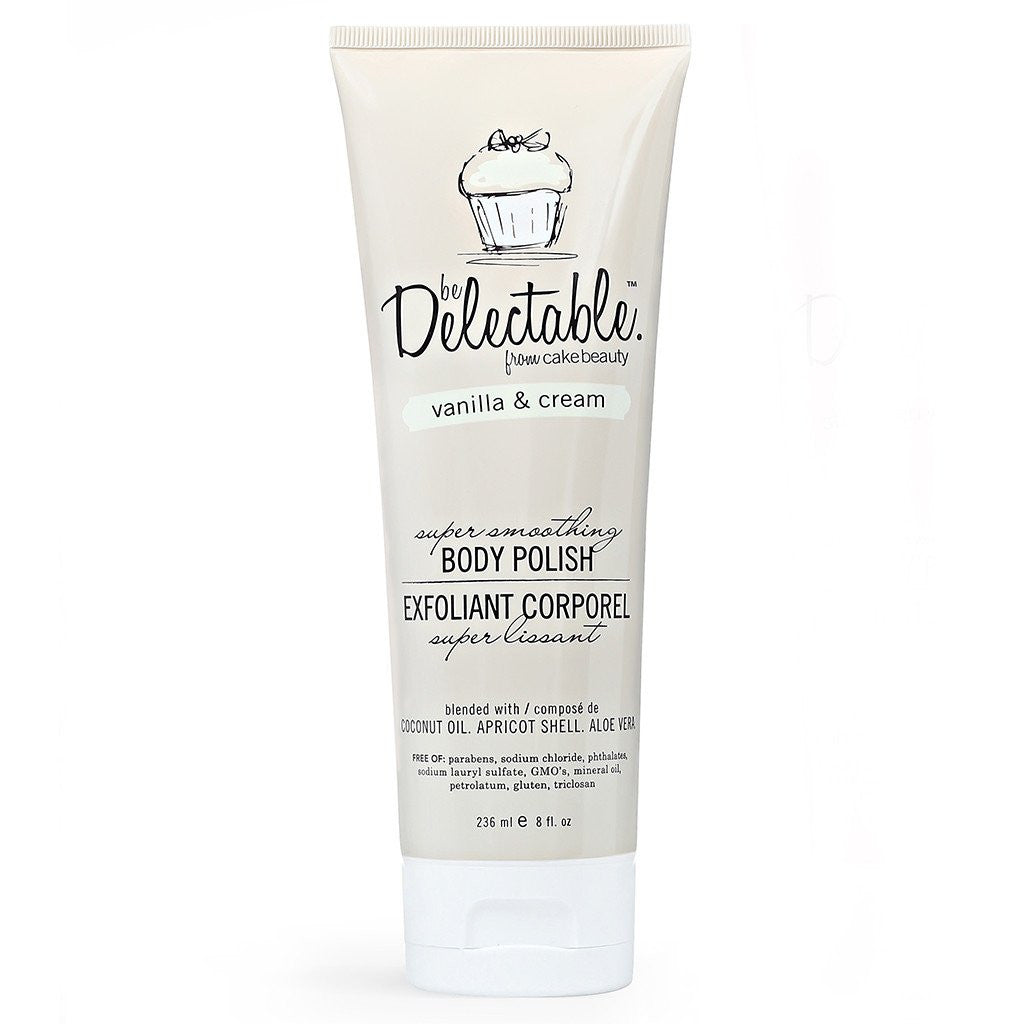 Vanilla & Cream Body Polish