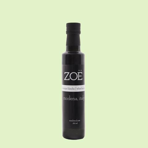 Zoë White Balsamic Oil