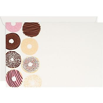 Doughnut Every Day Greeting Cards from Snow & Graham