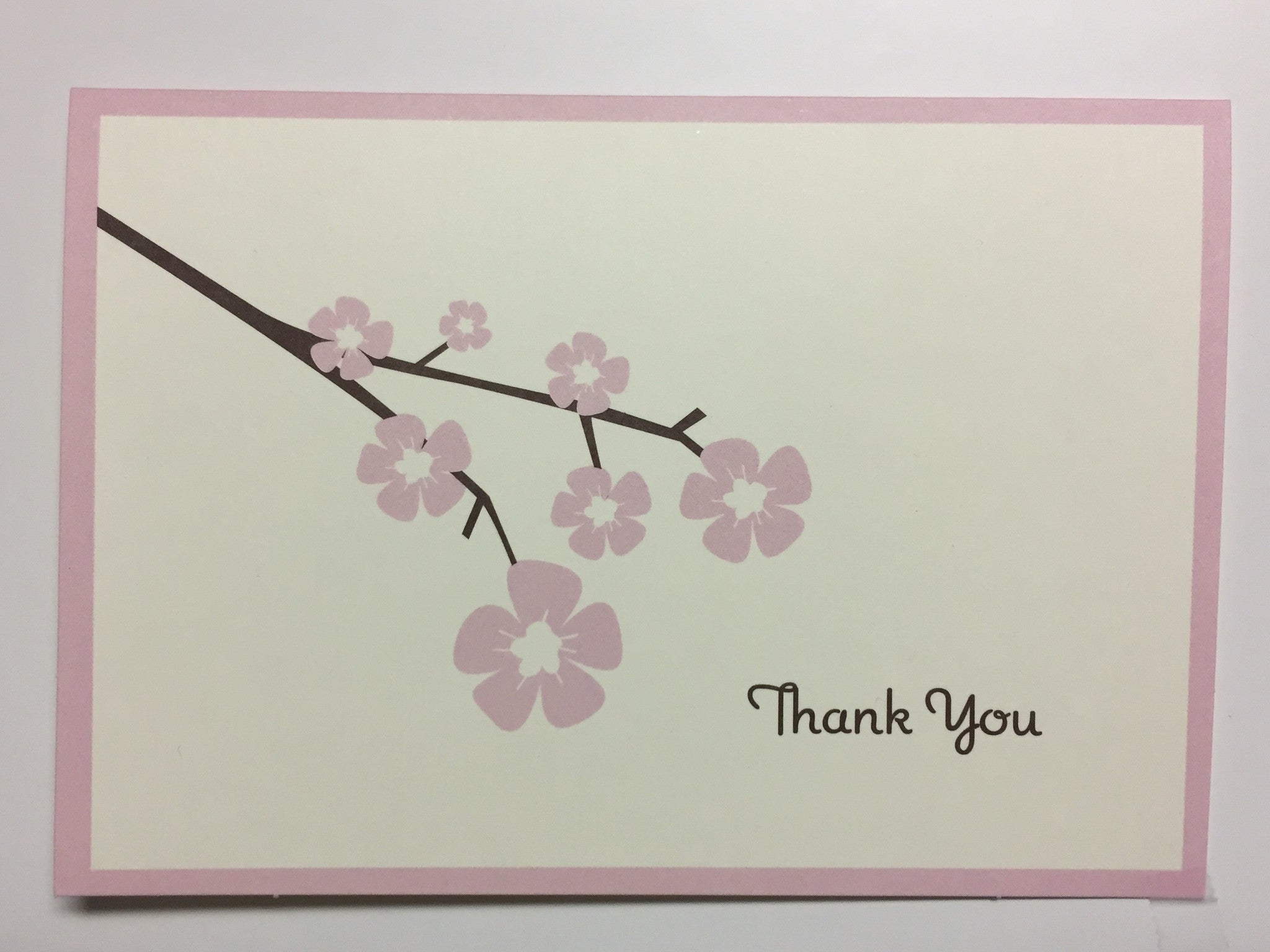 Thank You Card from Gartner Studios Cards