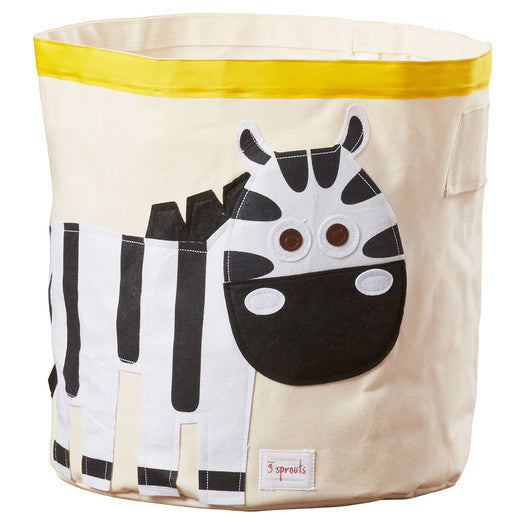 Animal Storage Bin for kids
