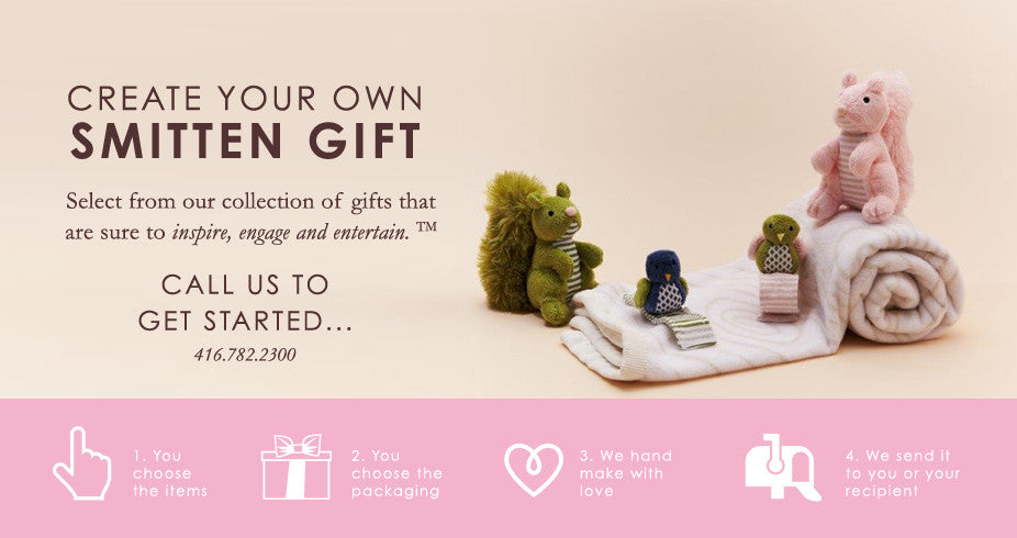 Create your own smitten gift