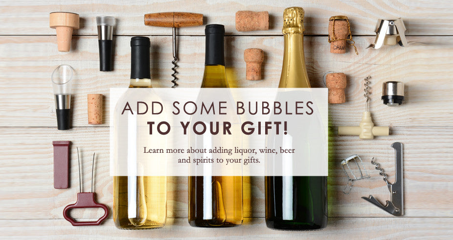 Add some bubbles to your gift