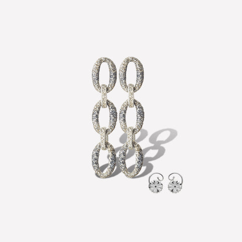 KMO Paris Claire Earrings