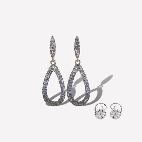 KMO Paris Mia Earrings