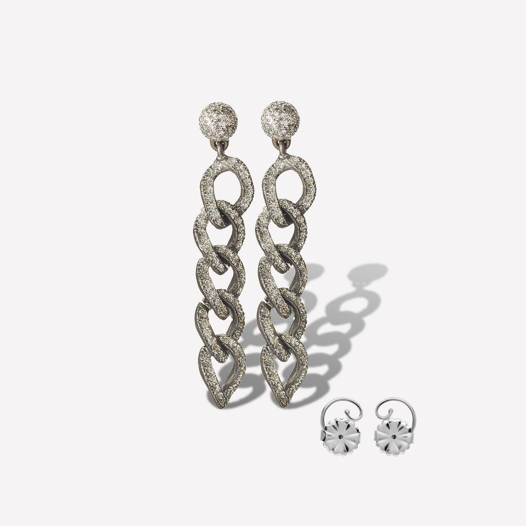 KMO Paris Jade Earrings