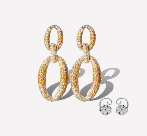 KMO Paris Erin Earrings