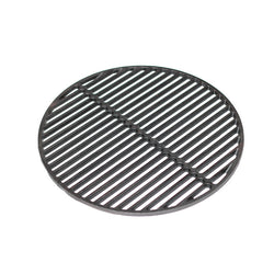 Cast Iron Cooking Grate, 18 Inch - Aura Outdoor Products The Best Kamado Grills and Kamado Accessories. Ceramic Grill