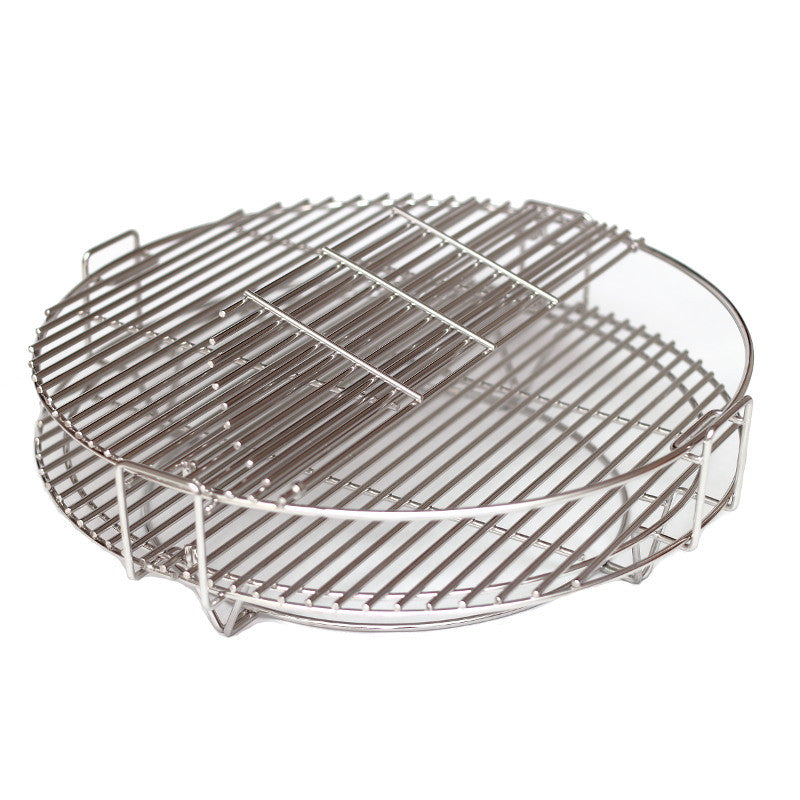 stainless steel grill grate 18 inch aura outdoor products. Black Bedroom Furniture Sets. Home Design Ideas