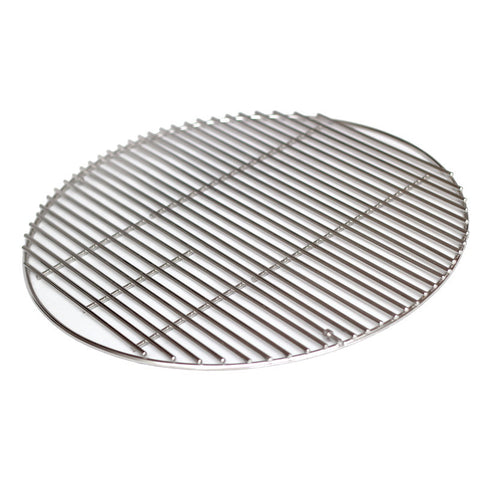 Stainless Steel Grill Grate, 18 Inch - Aura Outdoor Products The Best Kamado Grills and Kamado Accessories. Ceramic Grill