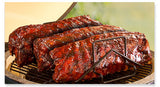 Dual-Purpose Rib and Roast V-Rack - Aura Outdoor Products The Best Kamado Grills and Kamado Accessories. Ceramic Grill