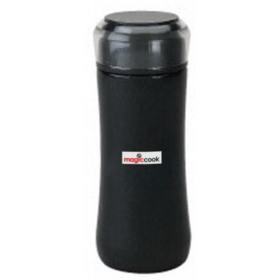 10 oz Stainless Vacuum Flask with Tea Drainer