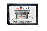 50 Bulk Refill Heat Packs for Magic Cook Lunch Box Cooker