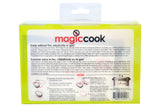 Magic Cook Triple Layers Lunch Box Cooker x 1 Refill Heat Pack