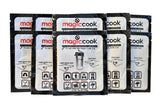 MAGIC COOK TRIPLE LAYERS THERMOS CUP W STAINLESS STEEL X 11 REFILL HEAT PACKS