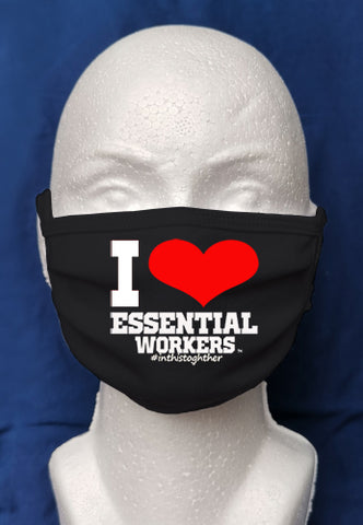 I Love Essential Workers