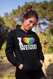 "I Love House Music ""Pride Edition"" Tee"