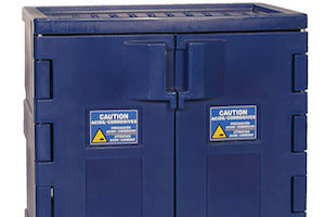 Poly Acid and Corrosive Cabinets