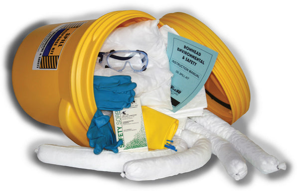 65 Gallon Overpack Spill Kit - Bowhead