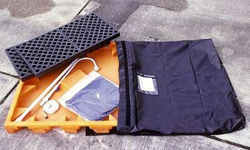 Carrying Case for Decon Decks - UltraTech