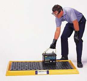 Containment Tray with Grating - UltraTech