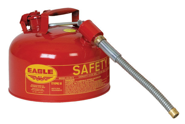 Type II Safety Can