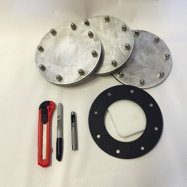 Drain Kit for Bladders and Berms - Bowhead