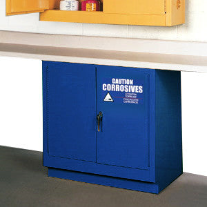 22 Gallon Self Closing Under Counter Acid and Corrosive Safety Cabinet - Eagle