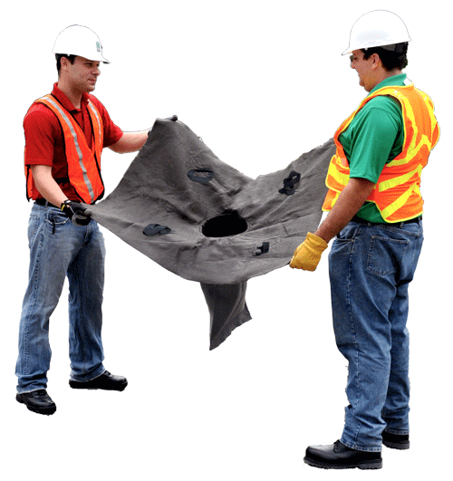 Storm Drain Filter, Catch Basin Insert - The StreamGuard