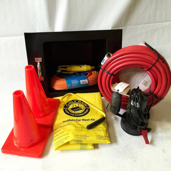 SudSafe Car Wash Kit